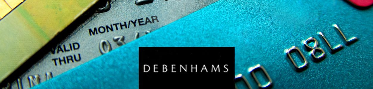 Debenhams PPI Claims