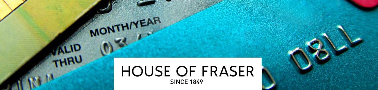 House Of Fraser Store Card PPI