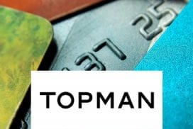 Topman Store Cards PPI Claim