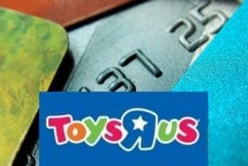 Toys R Us Store Cards PPI Claim