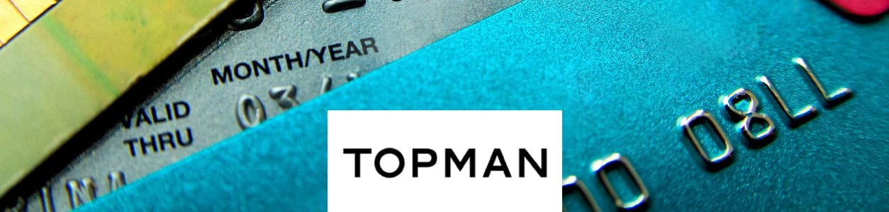 Topman Store Cards PPI