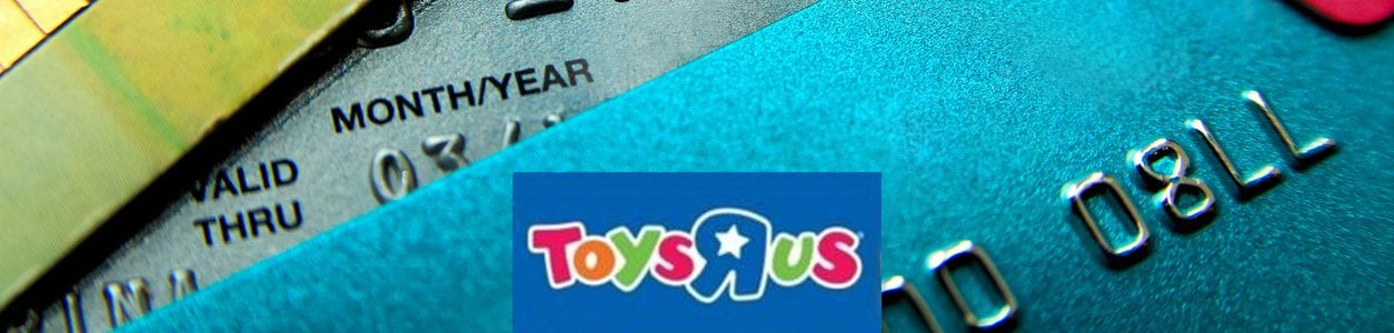 Toys R Us Store Cards PPI